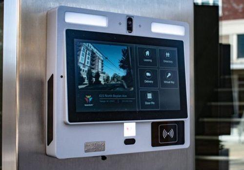 Door Intercom systems in Qatar by Technospark IT solutions in Qatar