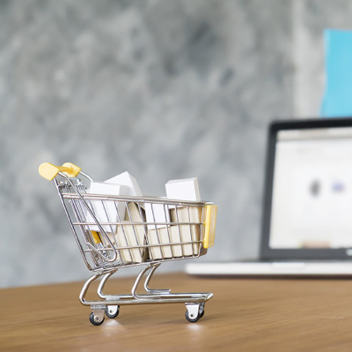 E commerce and mobile application